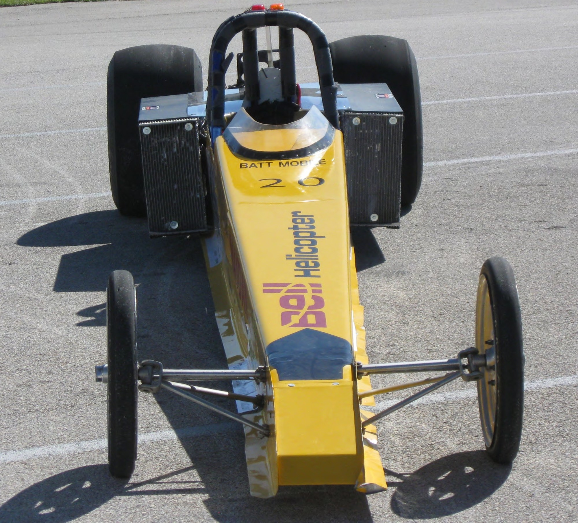 hight resolution of dragster all electric