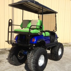 Ez Go Golf Carts Wiring Diagram Electrical Three Way Switch Monster Cart