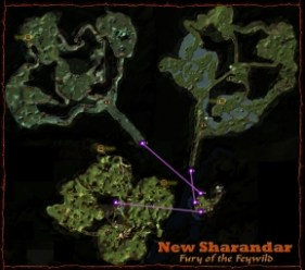 Fury of the Feywild Sharandar Guide on DDM's Realm | Neverwinter