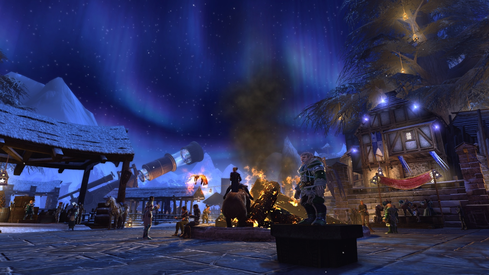 dungeons and dragons neverwinter guide to the winter festival