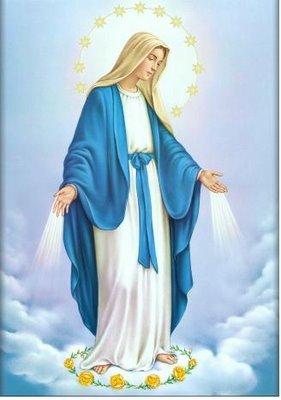 Afbeeldingsresultaat voor maria van de wonderdadige medaille