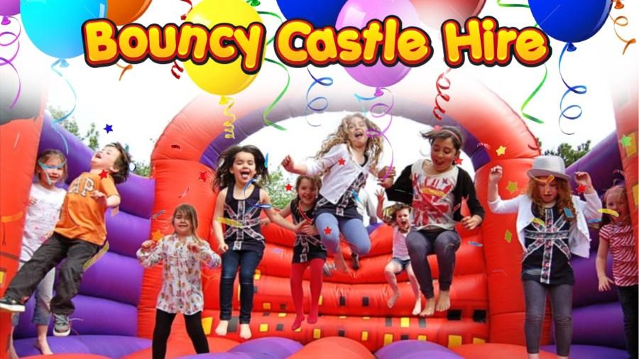 Bouncy Castle Hire Didcot