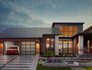 Tesla dakpan zonnepanelen