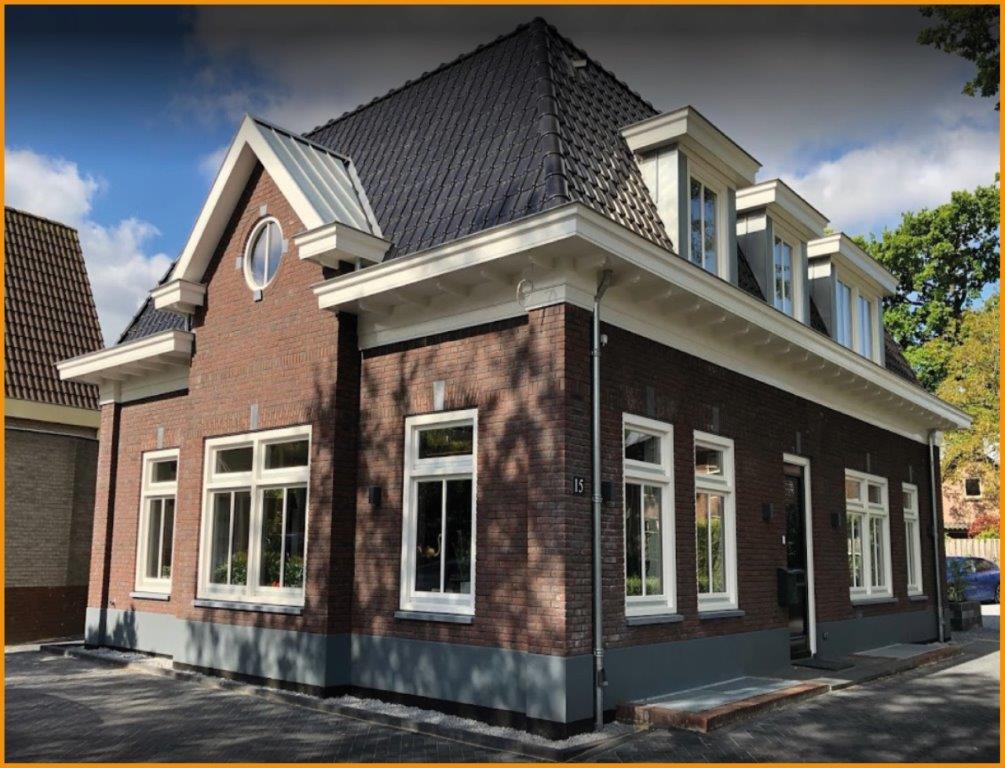 Nieuwbouw kantoor Garderen