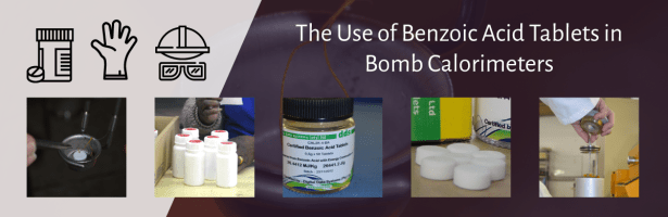 The Use of Benzoic Acid in Bomb Calorimeters