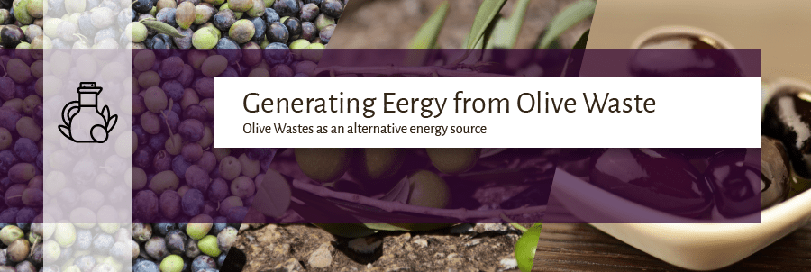 Olive Residue Waste as an Alternative Energy Source | DDS Calorimeters