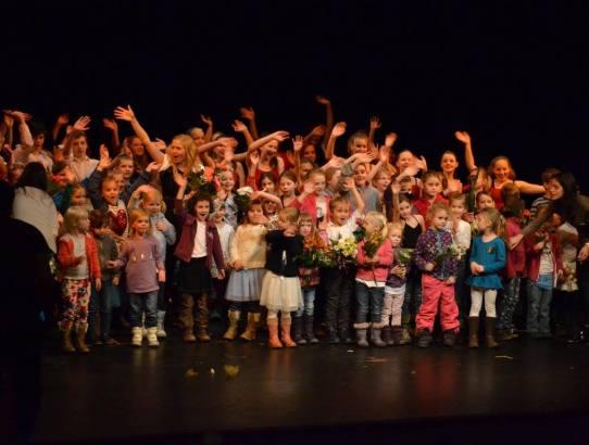 Nabitý konec pololetí v Dance&Drama School