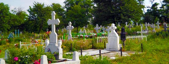Administrarea cimitirelor