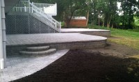 retaining-wall-patio-westchester-county-ny | D&D Tree and ...
