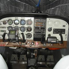Cessna 172 Dashboard Diagram Wiring Car Audio System Airplane Panel All Data 172n Pneumatic Control Valve
