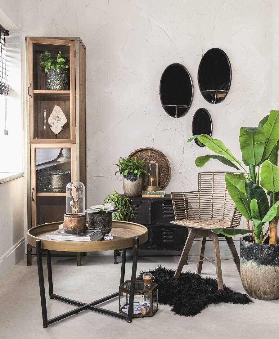 Woonaccessoires van PTMD geven een nieuwe look aan je huis
