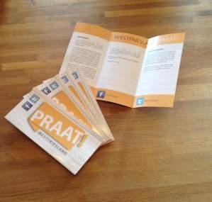 flyers, leaflets