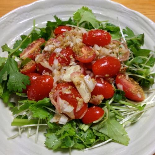 トマトパクチー