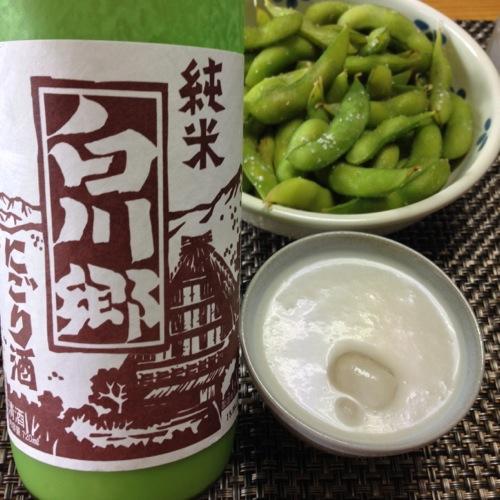 今が美味しい枝豆