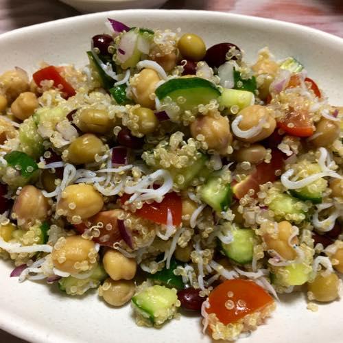 th_豆のサラダ