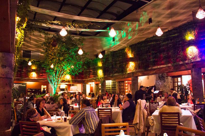 El Casero Restaurante de cocina espaola en Quertaro