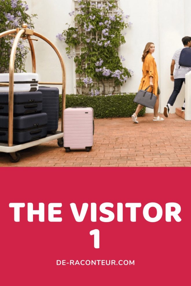The visitor, a story by Lizzy oYEBOLA yAKUBU, dE-RACONTEUR