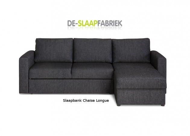 Slaapbank Chaise Longue  DeSlaapfabriek