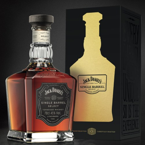 Edition Limitée Single Barrel Jack Daniel's