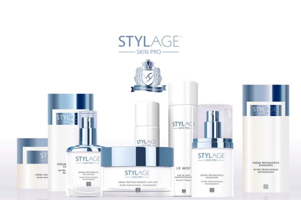Gamme de soin Stylage Skin Pro