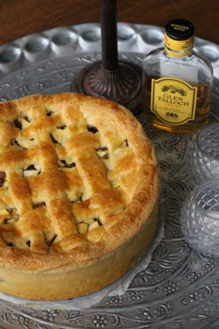 homemade appeltaart