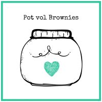 Pot vol Brownies + recept