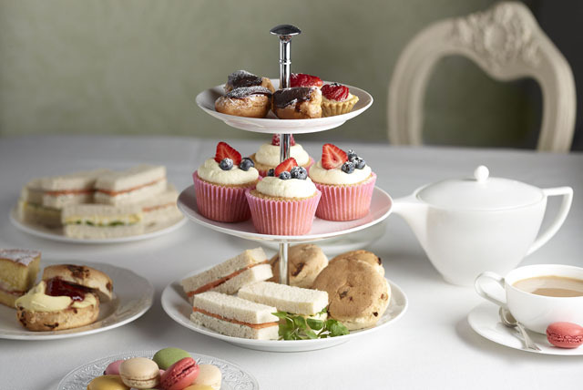 30x high tea recepten