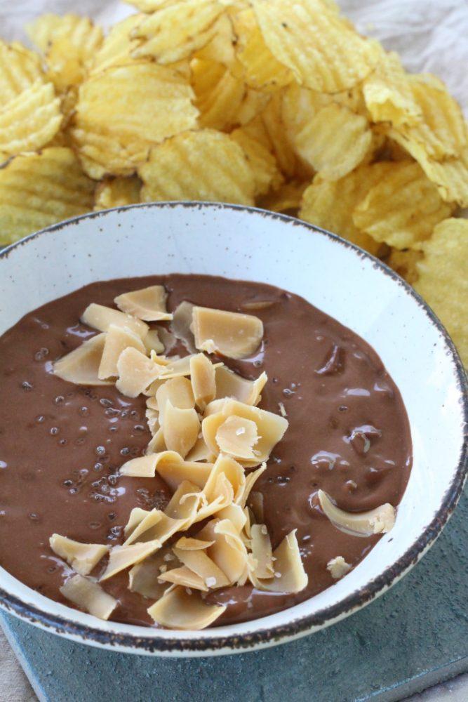 chocolade dip