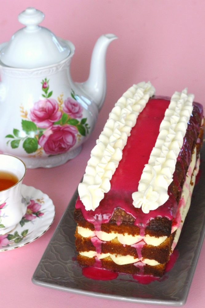 tompouce cake