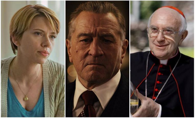Películas Y Documentales De Netflix Nominados A Los óscar
