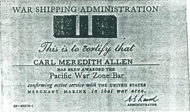 Resultado de imagen para Carl Meredith Allen