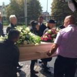 moeder overleden van huis uit naar het crematorium
