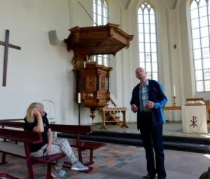 Nederlands Hervormde Kerk in Hollum op Ameland