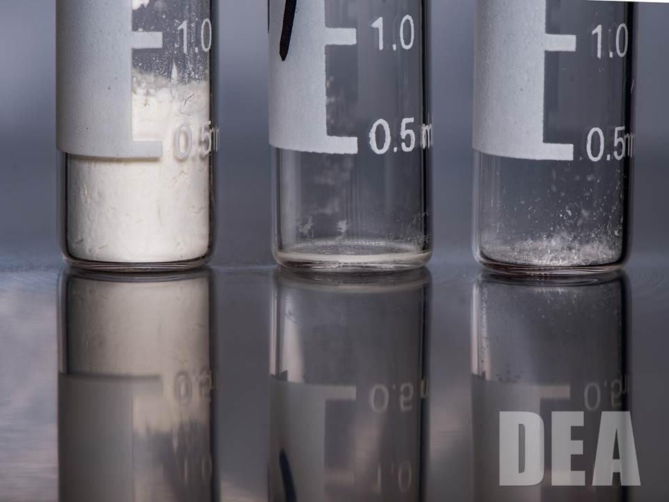 Fentanyl  DEA