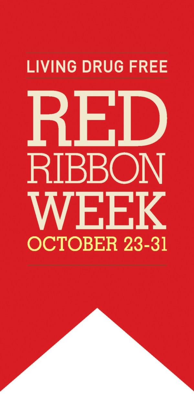red ribbon week # 16