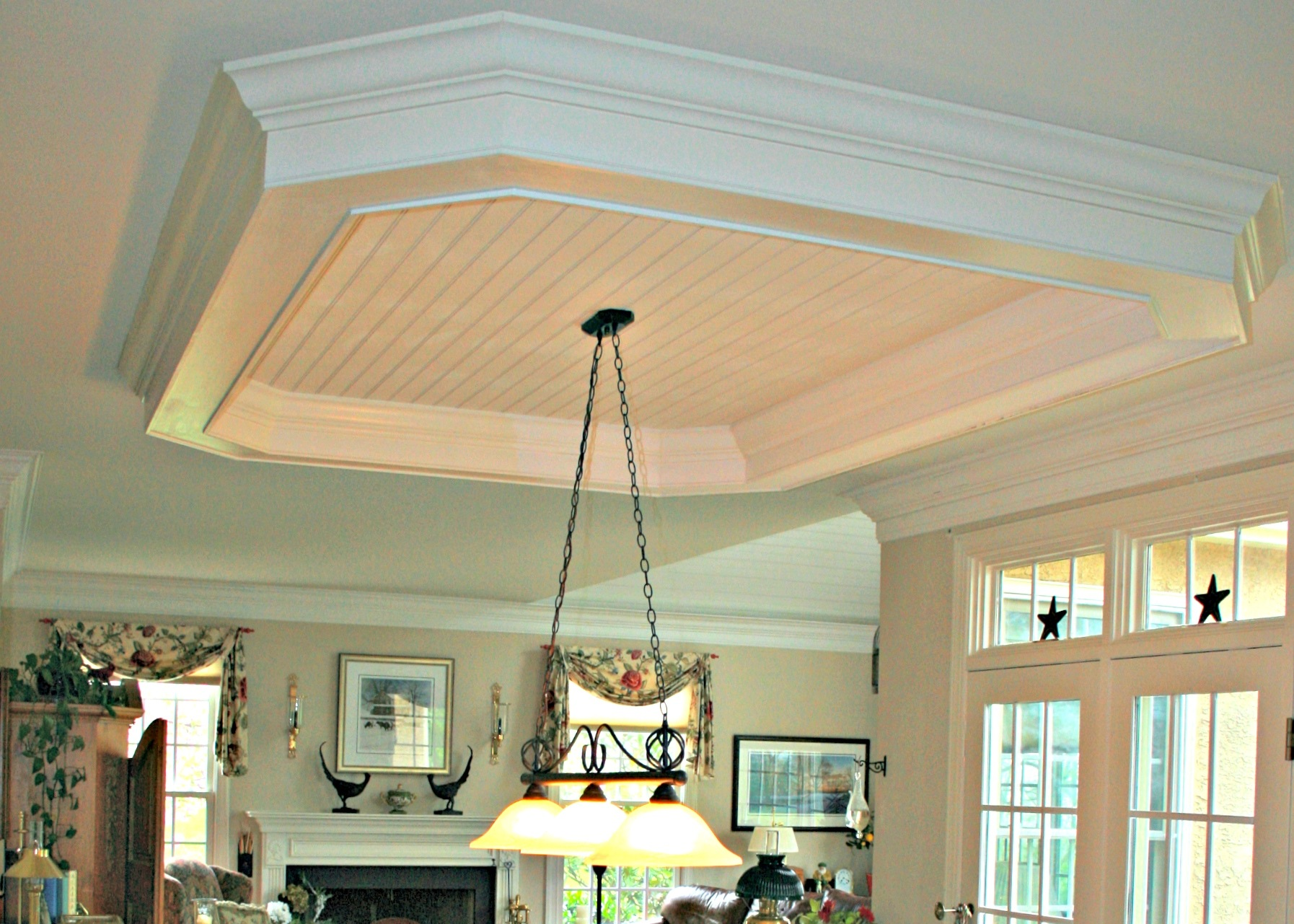 Decorative Ceilings by Deacon Home Enhancement
