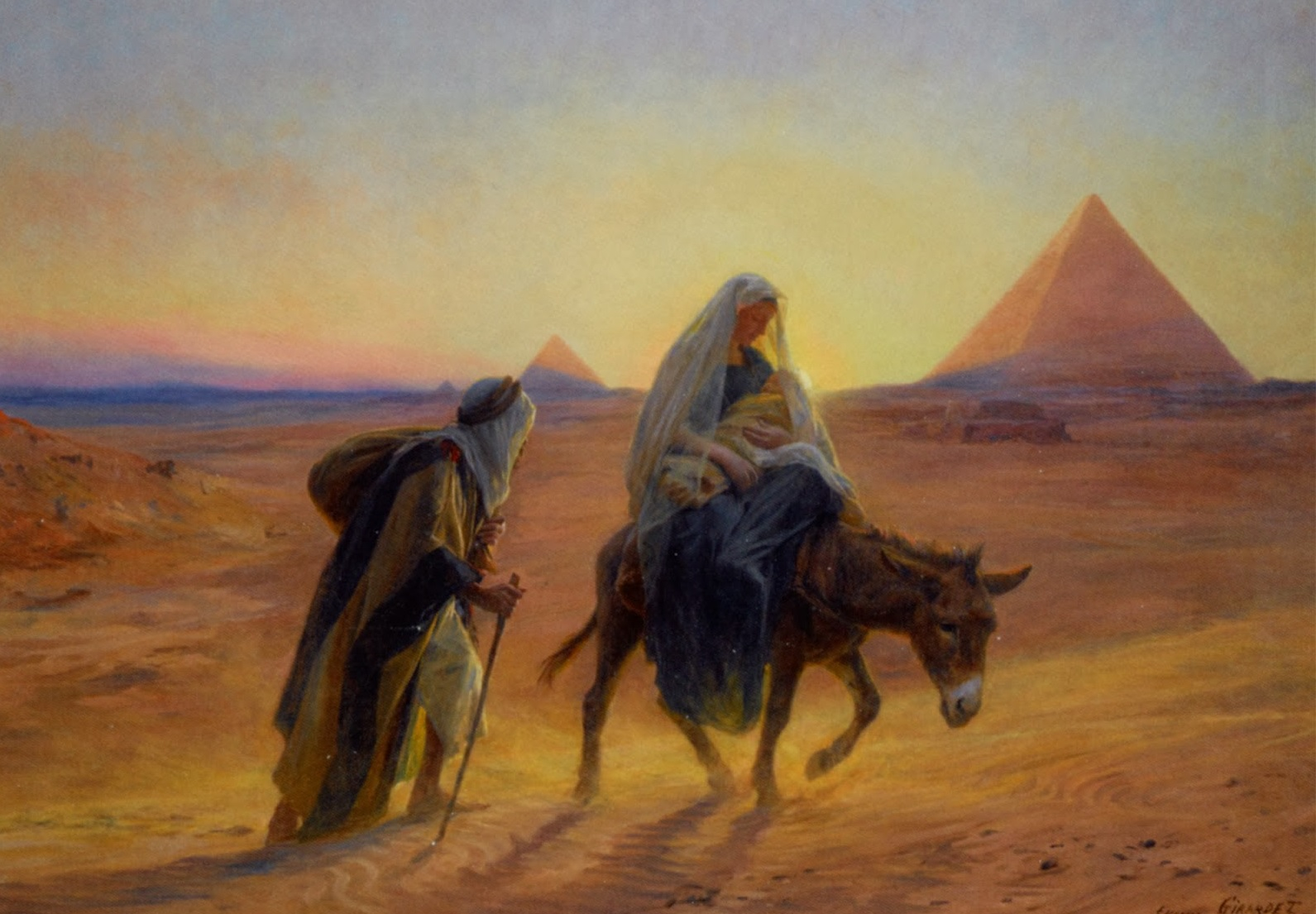 OCTAVE OF CHRISTMAS, DAY 7, DECEMBER 31ST – Journeying Into Mystery