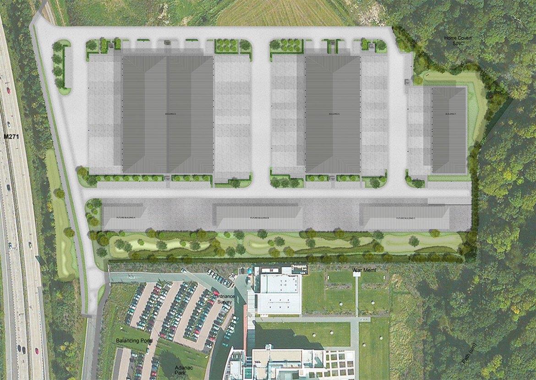 Adanac Park Phase 1 Masterplan