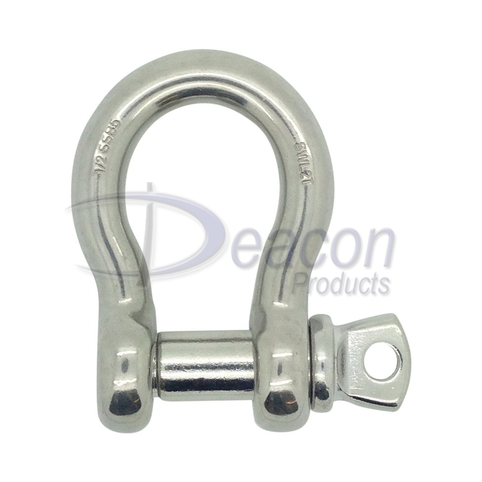 stainless-steel-screw-pin-bow-shackle