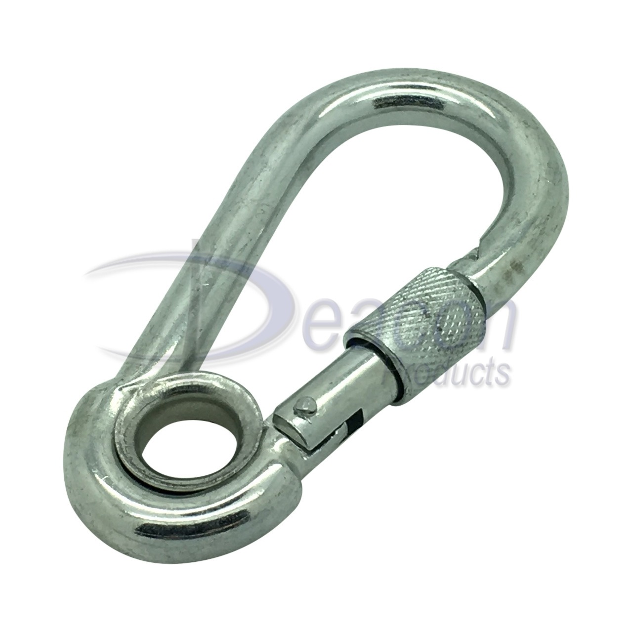 zinc-plated-carbine-hook-eyelet-screwgate