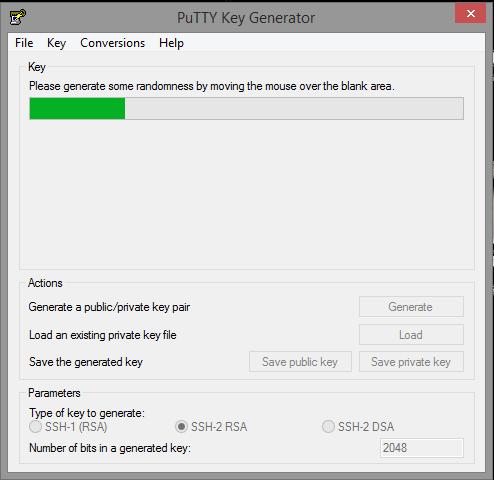 Generación de claves SSH