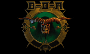 bloodstock open air 2018 logo