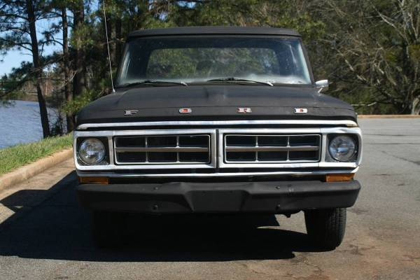1969 Ford F100 Craigslist - Year of Clean Water