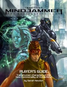 Mindjammer, livre du joueur