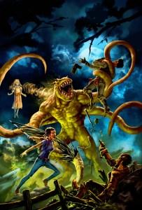 Monster of the Week : Livre de base