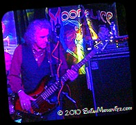 Sir Sinjin Moonalice (Pete Sears) – bass, keyboards, accordion, guitar, vocals