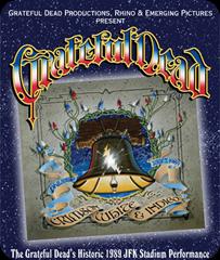 Grateful Dead: Crimson, White & Indigo; coming to a theater near you!