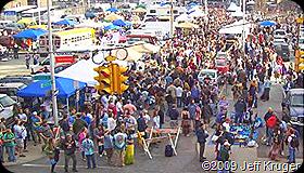 shakedown street, Albany 2009