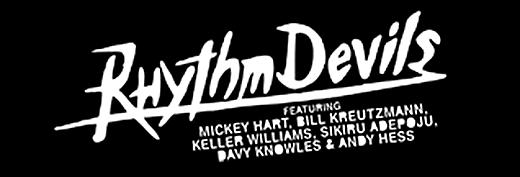 More Rhythm Devils shows Summer 2010!
