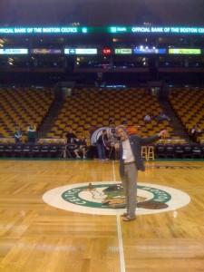 Bob Weir sings National Anthem at Celtics game 5/7/2010